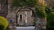 Le jardin et la villa du Vicomte Charles de Noailles à Grasse