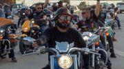 """A Benghazi, la """"passion"""" des motards pour montrer un autre visage de la Libye"""