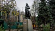 A la recherche des statues de Lénine en Ukraine