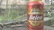 Une bière de la marque Belco encore vendue aujourd'hui dans le sud du Brésil. Un lointain héritage des Belges de Monte Alegre.