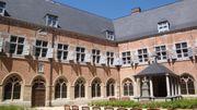 La balade de Carine : L'Hôpital Notre-Dame à la Rose de Lessines rouvre : visites sécurisées et gestion prudente