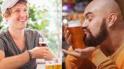 Qualité avant quantité: le Belge préfère la bière spéciale à la pils