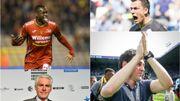 Weiler, Dimata, Kalinic et Broos honorés au Gala du Footballeur Pro
