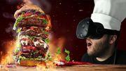 La Réalité Virtuelle débarque chez Quick