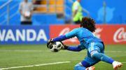 """Ochoa : """"Profiter et dire qu'on a de la chance d'être à cette Coupe du Monde"""""""