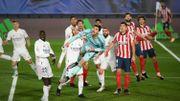 Atlético - Real Madrid : Courtois titulaire pour le derby madrilène (Live commenté 16h15)
