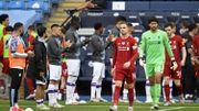 Liverpool accueilli par une haie d'honneur à Manchester City