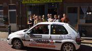 Alisson Henrot de Bertogne : une passionnée de rallye pour la première fois du côté gauche...