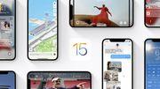 iOS 15 : voici les options absentes sur les anciens iPhone