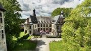 La balade de Carine : Le château de Bioul