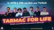 Tarmac for Life : une soirée gaming exceptionnelle sur Twitch