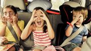 Comment occuper ses enfants pendant les longs trajets en voiture?