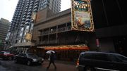 Main Stage: Le Walter Kerr Theatre de New-York