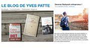 """Le sociologue belge Yves Patte a théorisé cette nouvelle tendance sous l'appellation """"backpack entrepreneur""""."""