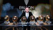 """Messi: """"Il ne faut jamais cesser de rêver"""""""