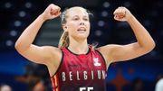 """Julie Allemand, la meneuse des Cats, satisfaite du tirage : """"La Belgique visera une médaille à l'Euro"""""""