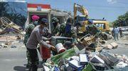 Séisme en Indonésie: le bilan grimpe à 460 morts