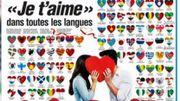 """Dire """"je t'aime"""" dans toutes les langues, c'est dans la Revue de Presse..."""