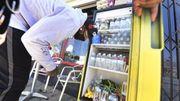 A Los Angeles, des frigos communautaires pour les plus démunis