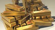 Un avion perd sa cargaison de lingots d'or au décollage