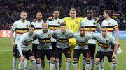 La Belgique conserve sa 7e place au classement FIFA