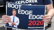 Le démocrate Pete Buttigieg veut déloger Donald Trump de la Maison Blanche