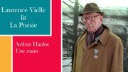 """Laurence Vielle lit """"Une main"""" de Arthur Haulot"""