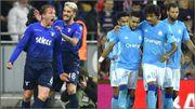 La Lazio de Lukaku fait chuter Kiev, l'Atlético et Marseille en quarts avec la manière