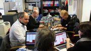 22 mars 2016: l'équipe de communication de crise belge primée à Budapest