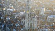 Le chantier de restauration de la cathédrale d'Anvers presque achevé après un demi-siècle