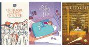 Trois BD, trois univers très différents pour vous balader au coeur de l'été