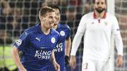 Leicester réussit son pari et se qualifie pour les quarts de finale de la C1