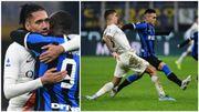 """La Roma freine l'Inter Milan, Lukaku et Smalling se retrouvent après la Une polémique """"Black Friday"""""""