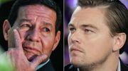 Le Vice-Président du Brésil défie DiCaprio: une randonnée dans la jungle ensemble