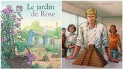 """""""Le jardin de Rose"""" et """"Le maître chocolatier"""", deux BD au doux parfum de fin de confinement"""