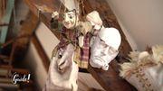 Evelyne Meerschaut, fabricante de marionnettes: «Je cherche à capter et transmettre des émotions»