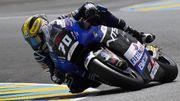 Moto2 : Barry Baltus, des débuts encourageants au Mans !