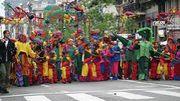 La Zinneke parade de 2016 se prépare.