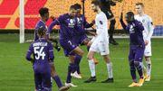 Anderlecht vendange mais se défait d'un tendre Beerschotet intègre le Top 4