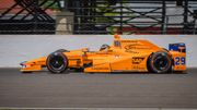 500 miles d'Indianapolis : Dixon en habitué, Alonso débutant pressé