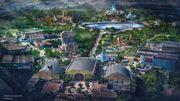 Disneyland Paris: la nouvelle zone réservée à la Reine des Neiges se précise