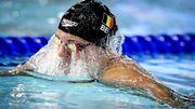 Fanny Lecluyse septième en finale du 50m brasse aux Mondiaux de Hangzhou