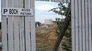 Les travaux de La Strada ont commencé sur l'ancien site Boch