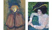 Rencontre entre Picasso et Toulouse-Lautrec à Madrid