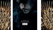 """Une affiche annonce le retour de Jon Snow dans la saison 6 de """"Game of Thrones"""""""