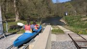 Kayak: la saison est officiellement ouverte