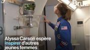 À 17 ans, elle veut être la première personne à aller sur Mars