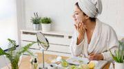 Les conseils beauté avec ce qu'il reste dans votre frigo de Leslie En Cuisine