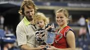 USA TENNIS US OPEN DAY14 CLIJSTERS WON FINAL