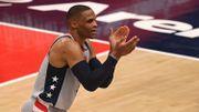 NBA: La machine Westbrook égale le record de triple-doubles de Robertson